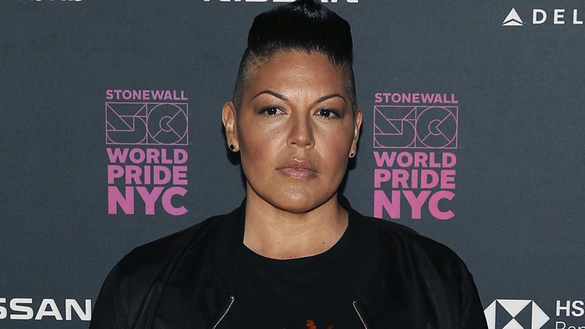 Sara Ramirez en una imagen de 2019