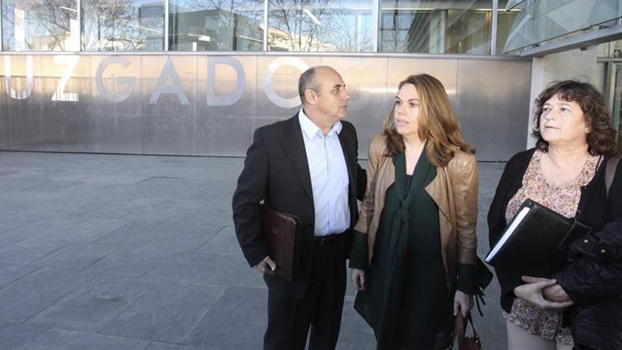 Candidato alternativo a Cospedal demanda al PP pero no pide suspender el congreso