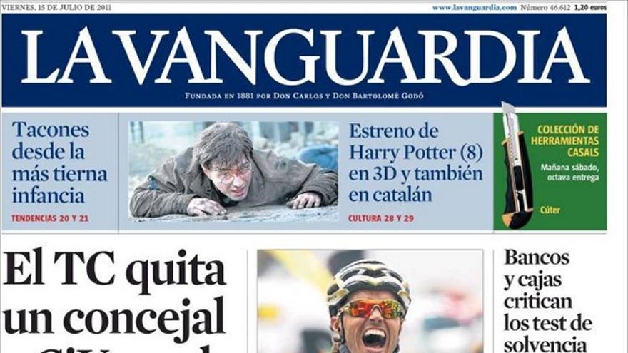 De las portadas del día (15/07/2011) #10