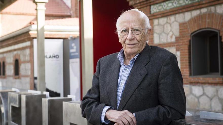 """Emilio Lledó: """"Mi vida ha sido una modesta pasión por las humanidades"""""""