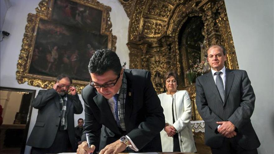 Núñez de Balboa vuelve a sus orígenes en el V Centenario del descubrimiento del Océano Pacífico