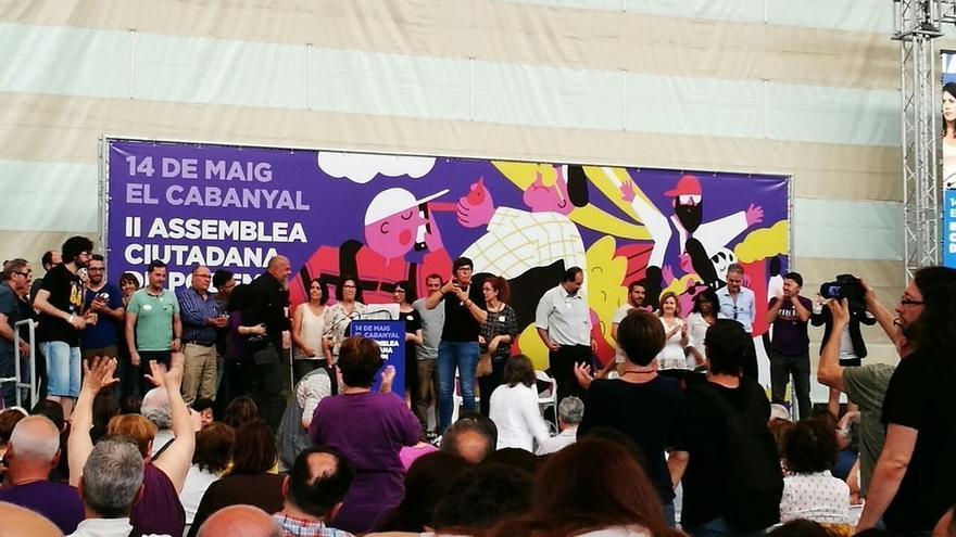 Podemos Comunidad Valenciana avisa a Obrint Podem que un acto de Monedero pudo incumplir el principio de neutralidad