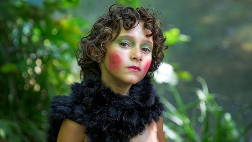 Frida, en un fotograma de la película de Carla Simón