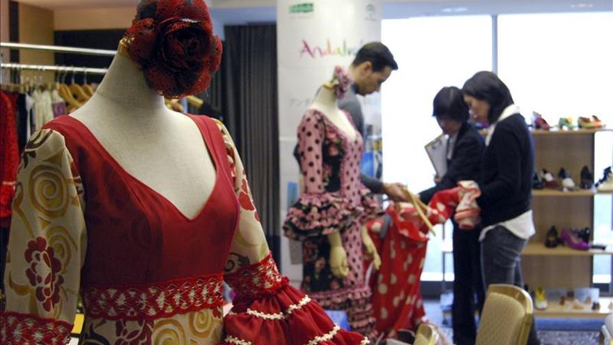 Japón, un codiciado destino para la moda flamenca