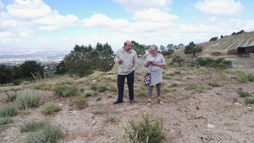 Equipo de arqueólogos recibe el visto bueno de Medio Ambiente para localizar la posible fosa de Lorca