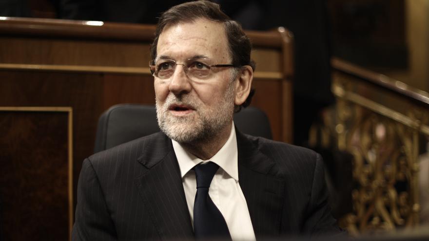 """Rajoy insta a CiU a """"explicar la verdad"""" a la gente sobre las consecuencias y dice que la UE ya lo ha hecho"""