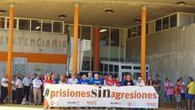 Los funcionarios de prisiones se movilizan por el aumento de las agresiones y las condiciones laborales