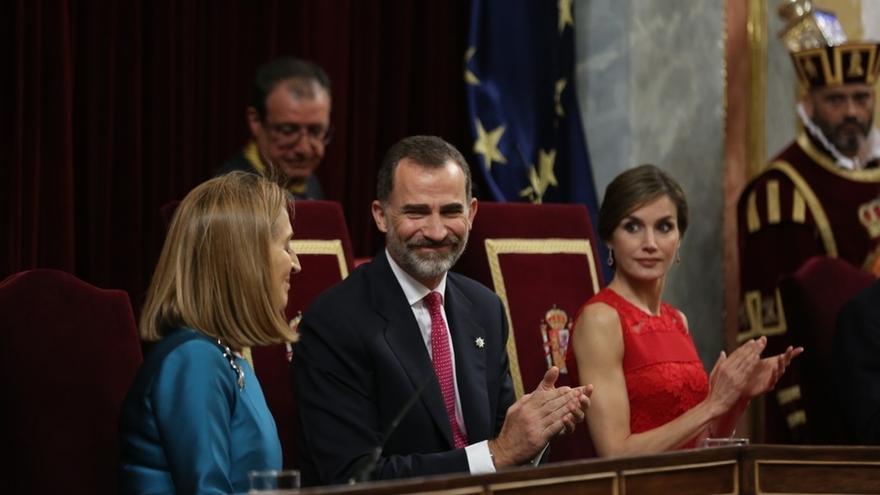 El Rey preside este viernes la entrega de despachos en la Academia General del Aire de San Javier (Murcia)