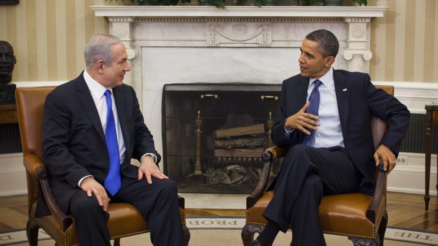 Obama y Netanyahu están unidos en su lucha contra un Irán nuclear, dice la Casa Blanca