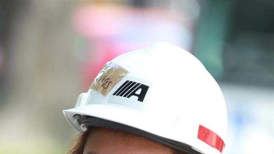 """Los """"milenials"""" se erigen como símbolo de cambio tras el terremoto de México"""