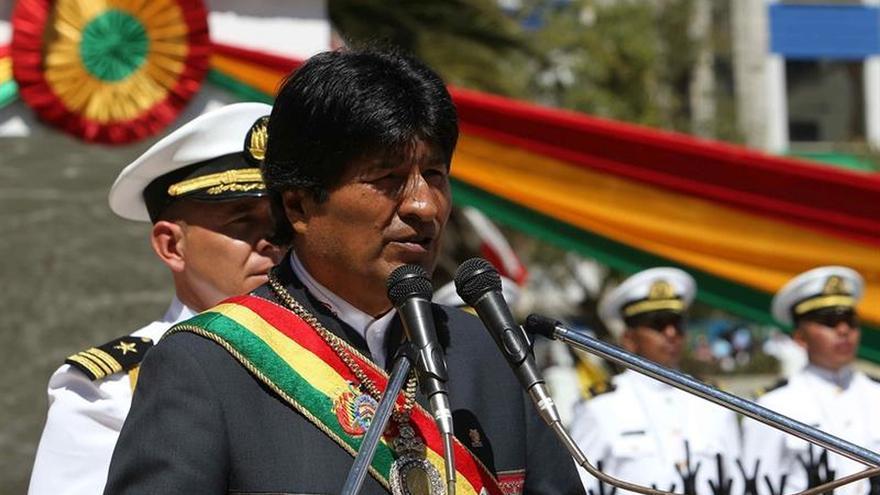 Evo Morales felicita a Lenin Moreno desde su convalecencia en La Habana