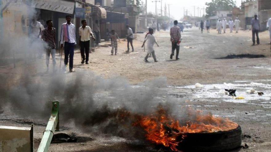 Dos muertos en la represión de las protestas por la escasez y el encarecimiento de productos básicos en Sudán