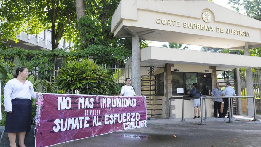 Una sala del Supremo salvadoreño es habilitada para dar un fallo por la masacre de seis jesuitas