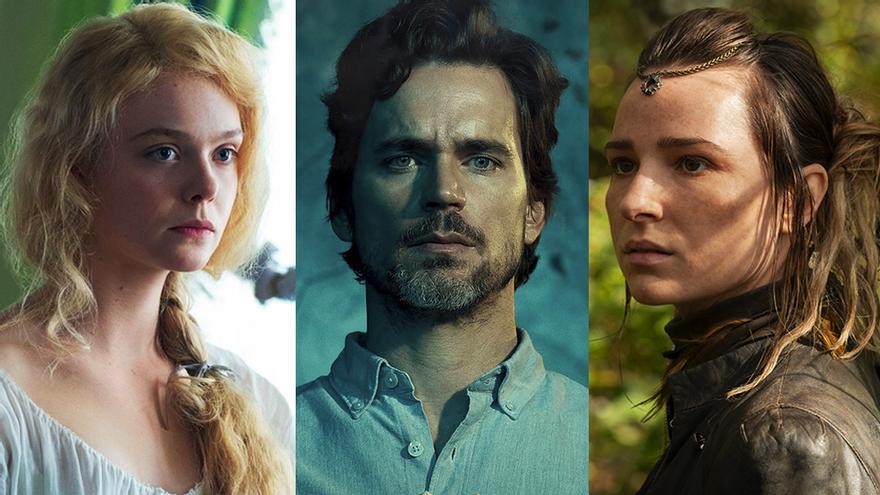 'The Great', 'The Sinner' y 'Los 100', entre las series de estreno