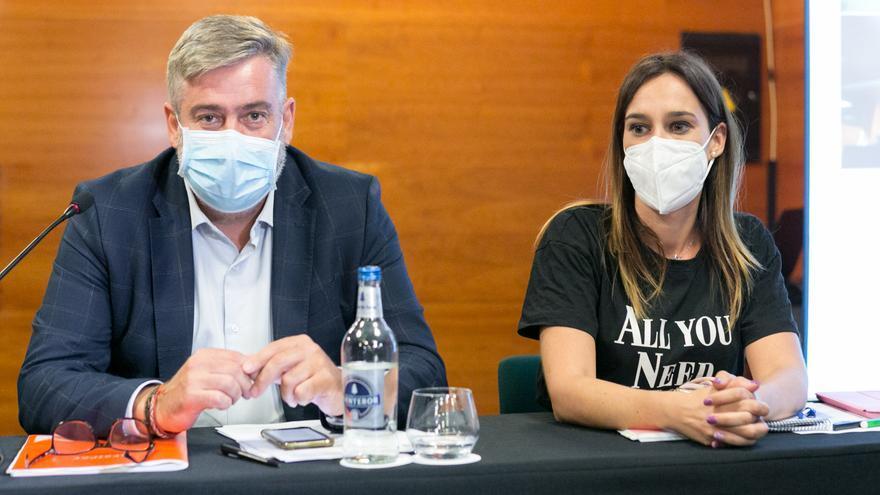 El PSOE Canarias llevará al próximo pleno del Parlamento la designación de su senador autonómico