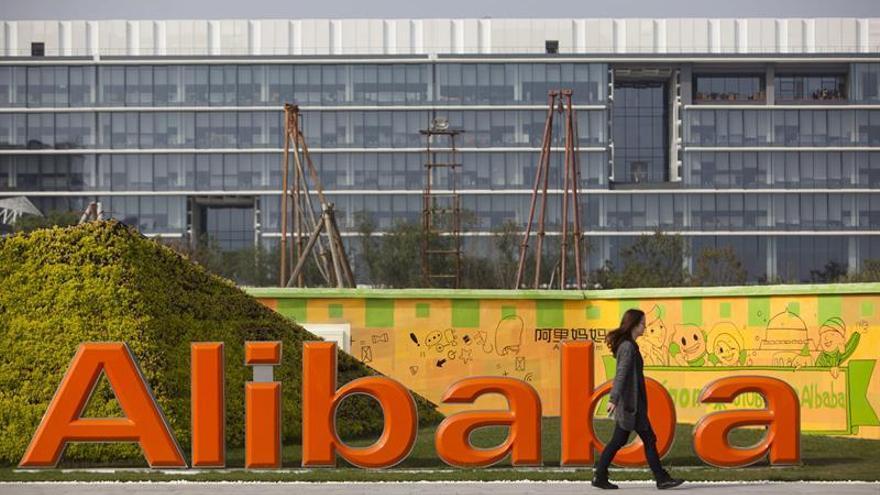 La embajada argentina en Pekín, supermercado por un día para Alibaba
