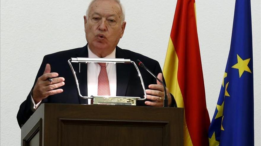 Perú condecora a García-Margallo por sus aportaciones a la relación con España