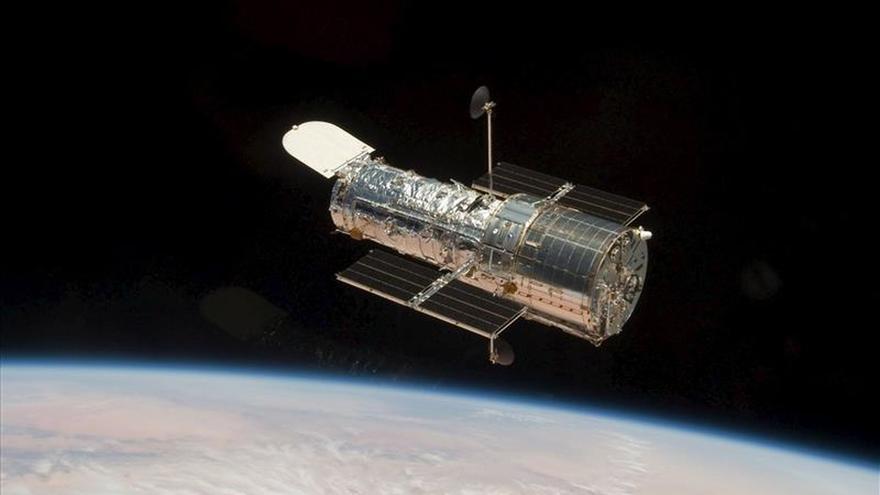 El telescopio Hubble obtiene la primera imagen de una explosión estelar prevista