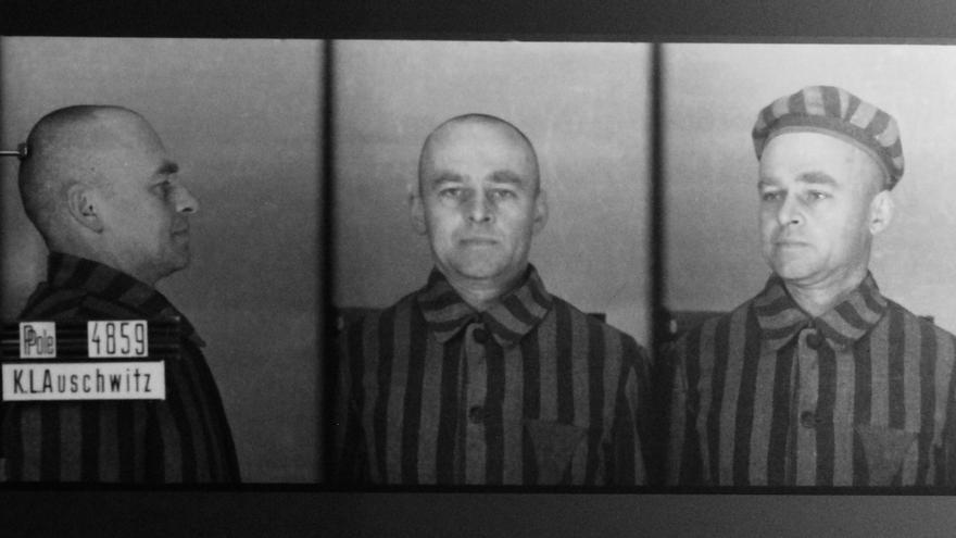 Exposición 'El voluntario: Witold Pilecki y la infiltración de Auschwitz'