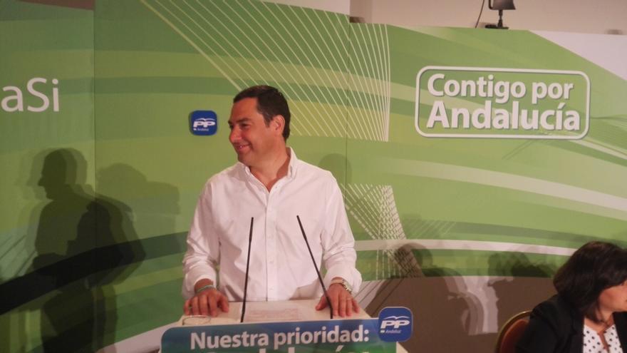 """Moreno (PP-A) hace """"autocrítica"""" y anuncia cambios """"en las estructuras"""" y también en """"las caras"""""""