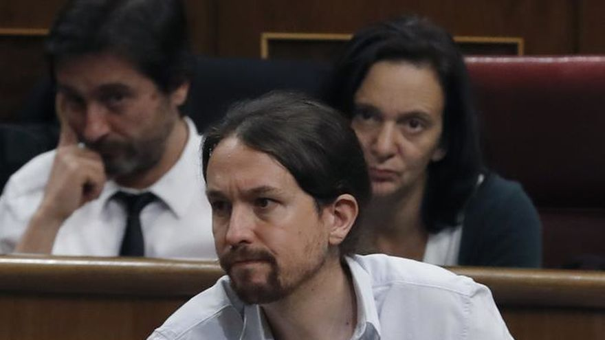 PNV: Iglesias insultó a gudaris y a la inteligencia con la Cruz de Borgoña