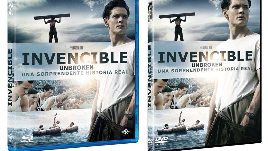 'Invencible' ya disponible en Blu-ray y DVD