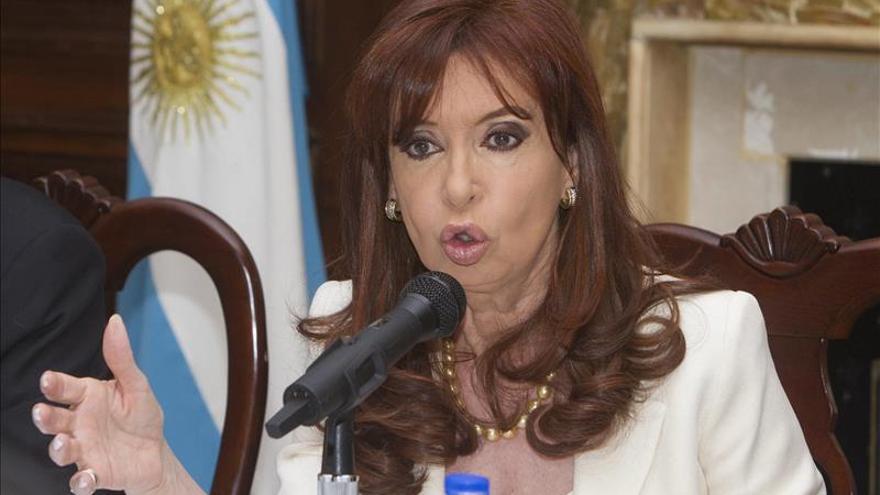 El nivel de desaprobación al Gobierno argentino crece tras el caso Nisman