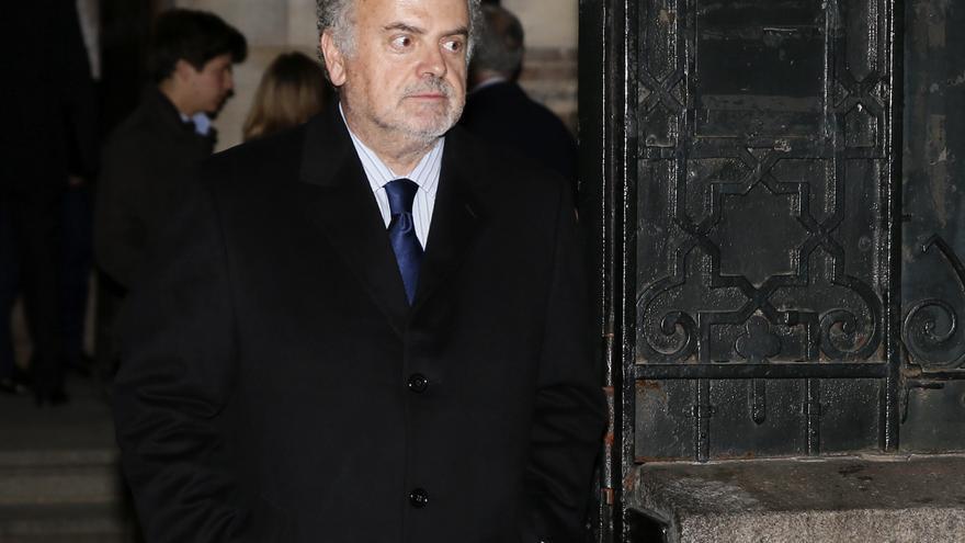 Ignacio Polanco, presidente de honor de Prisa, en una imagen de archivo. EFE