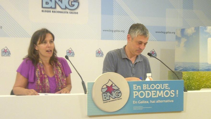 BNG pedirá reunirse con Damanaki en Galicia para exigir diferenciar acuicultura intensiva y extensiva