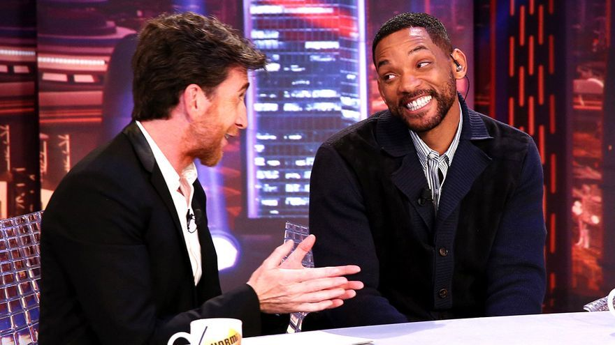 Will Smith en 'El Hormiguero'