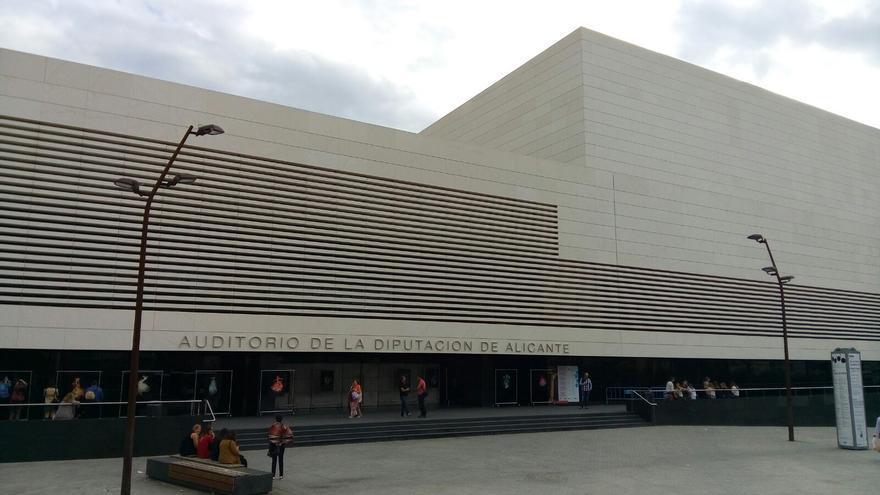 El Auditorio de la Diputación de Alicante (ADDA)