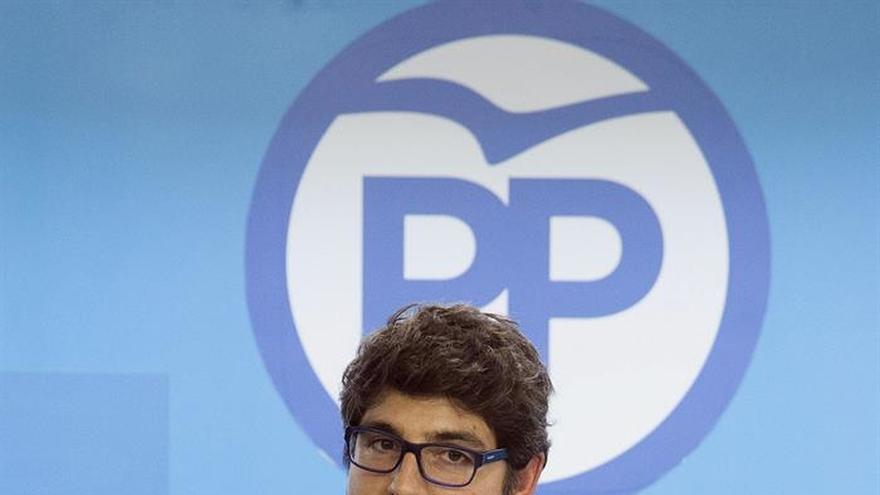 Fernando López Miras, elegido presidente del PP de Murcia