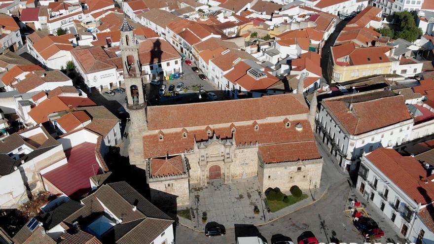 Vista aérea de Hinojosa del Duque | FERNANDO HERMOSO