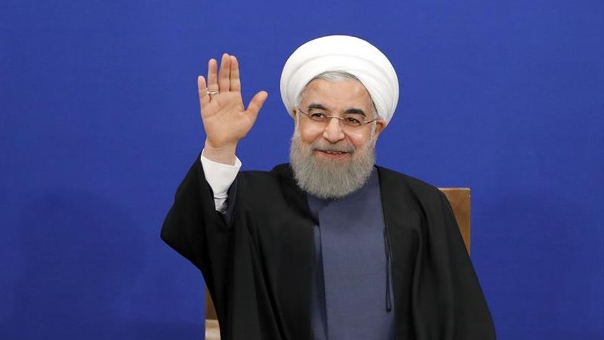 """Candidato presidencial dice que la reelección de Rohaní es """"dañina"""" para Irán"""