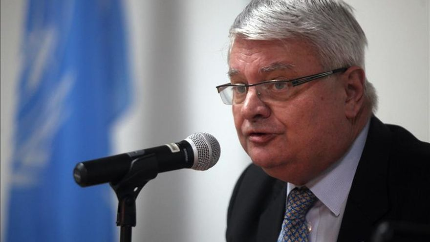 """La ONU reforzará su presencia en la R.Centroafricana con 300 """"cascos azules"""""""