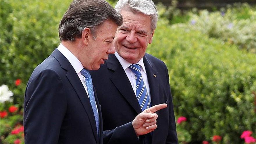 Gauck dice que la verdad y un Estado fuerte son claves para la reconciliación