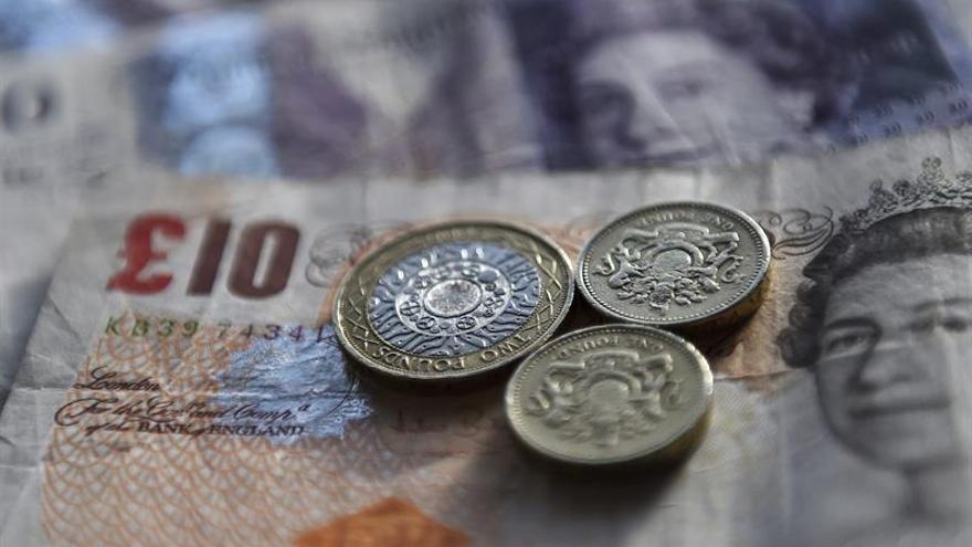 El Reino Unido registra su mayor déficit comercial desde la crisis de 2008