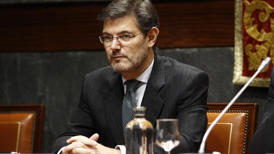 """Catalá cuestiona que haya que dejar la política por una """"mera imputación"""" y ve más razonable el término """"investigado"""""""