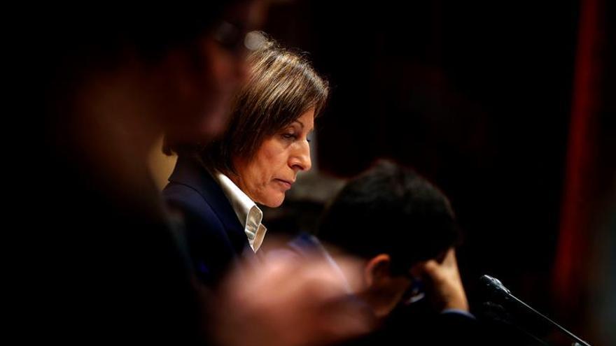 La Fiscalía pide ampliar la instrucción de caso Forcadell por la complejidad de la causa
