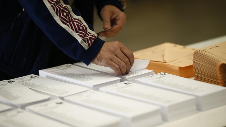 Las juntas electorales dejan fuera 44 candidaturas presentadas al Congreso y del Senado