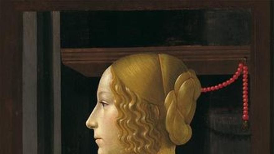 La 'Giovanna' de Domenico Ghirlandaio
