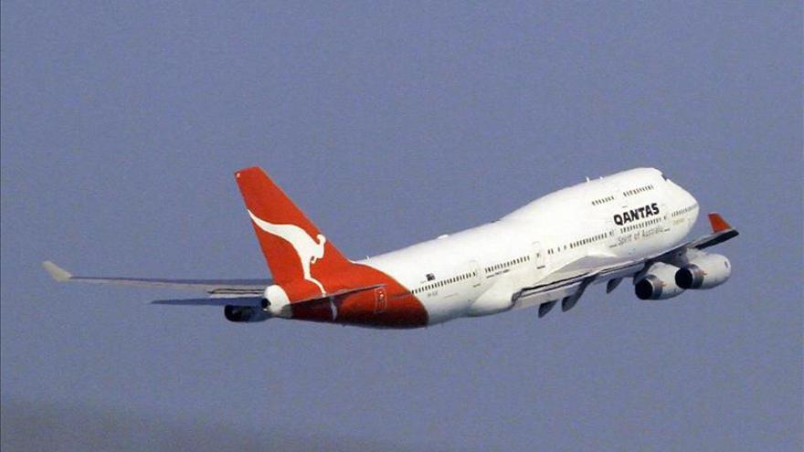 Qantas cerrará un centro de mantenimiento mecánico en el sureste de Australia