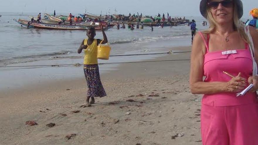 'Gambia, la cultura de las aves'.