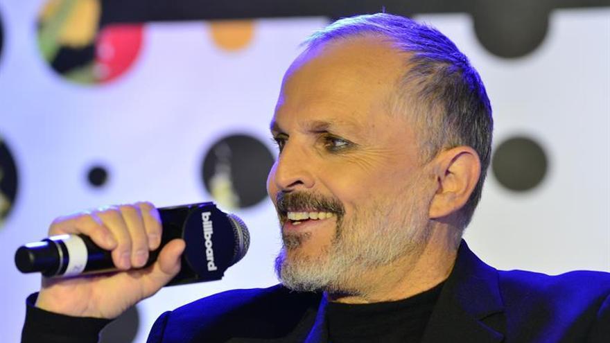 """Miguel Bosé: """"Va a haber Bosé para mucho tiempo y Miguel para más"""""""