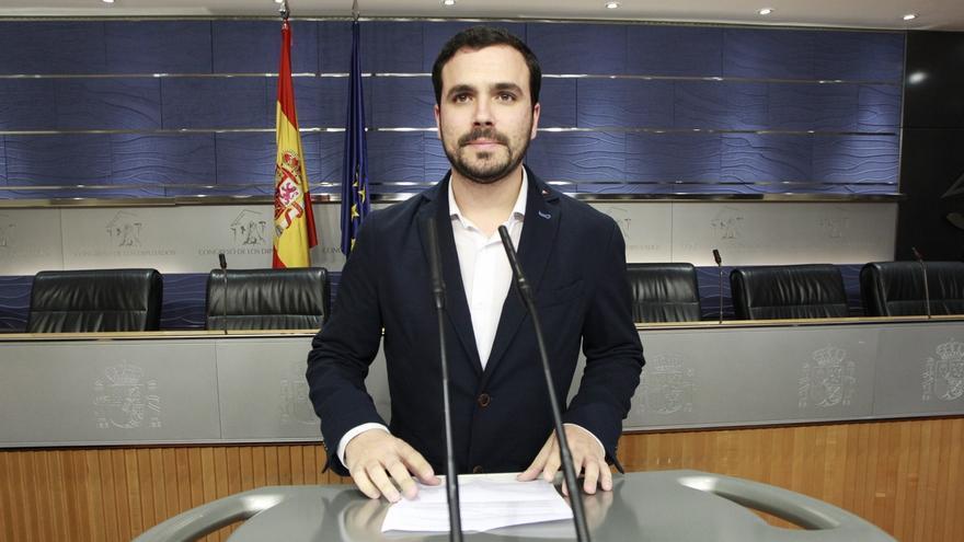 PSOE, Podemos, Compromís e IU se reunirán mañana a las 16:30 horas en el Congreso para negociar la investidura