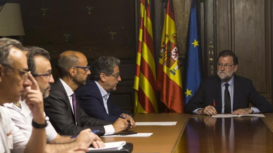 Las instituciones guardarán un minuto de silencio por el atentado de Barcelona