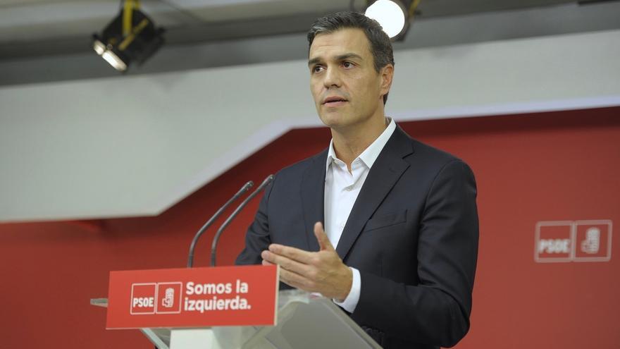 Pedro Sánchez asistirá este sábado al XV Congreso del PSOE murciano