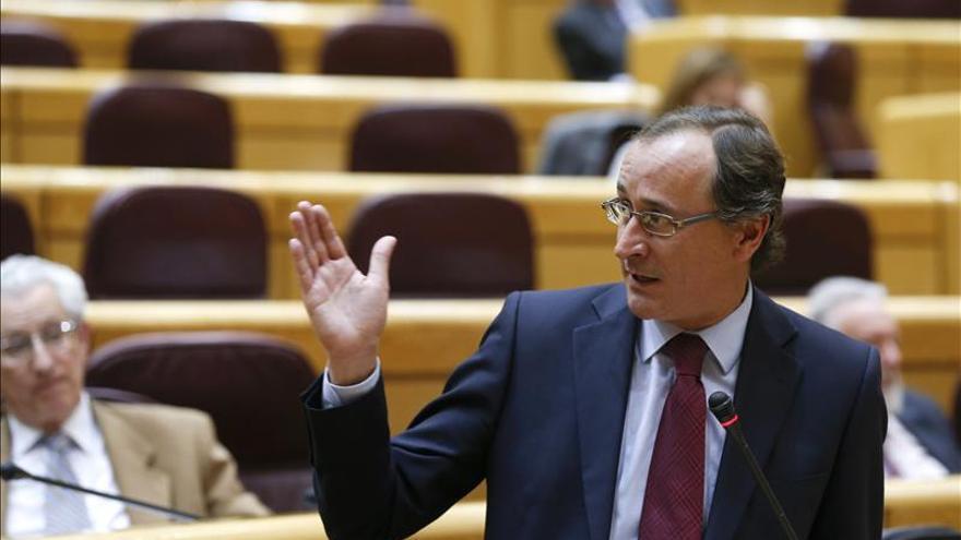 Alfonso Alonso: PP mantiene confianza mayoritaria y situación de liderazgo