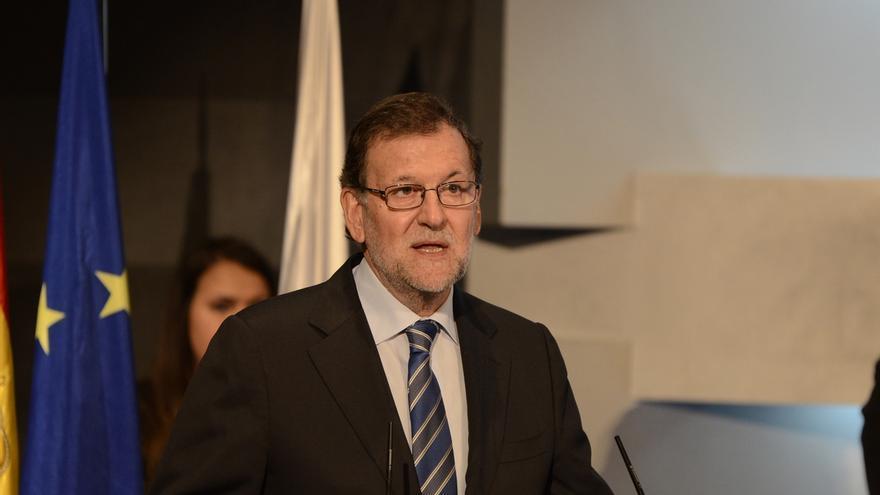 """Rajoy dice que Podemos-IU es una """"coalición de extremistas y radicales que no conviene al progreso del país"""""""