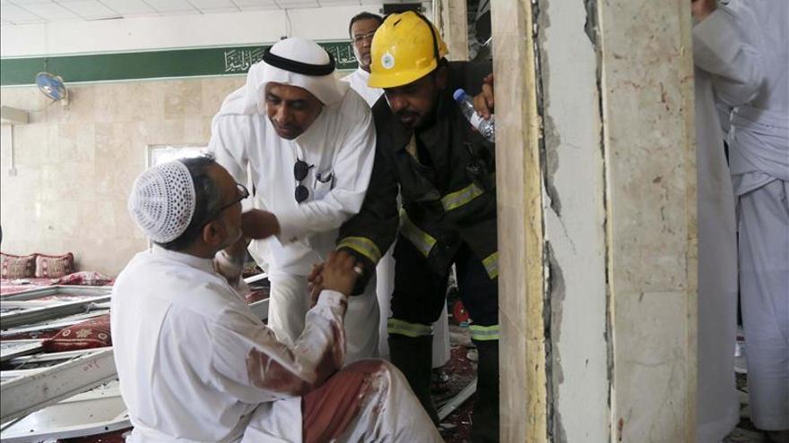 Varios muertos y heridos en un atentado en una mezquita en Arabia Saudí
